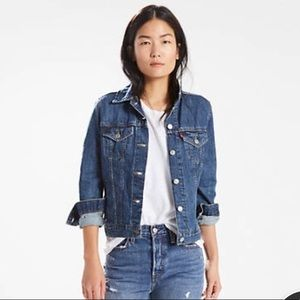 Levi's Unisex Trucker Jeans Jacket